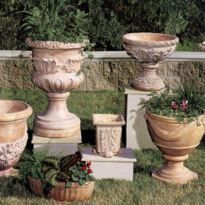 urn pot bowl
