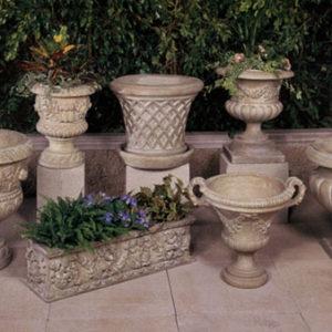 urn pot planter